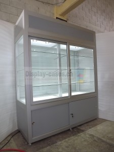 Floor Display Cabinets