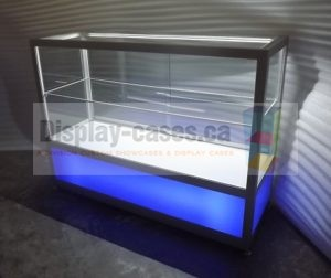 Glass Counter Display Cases